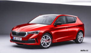 Škoda Fabia četvrte generacije dolazi sljedeće godine
