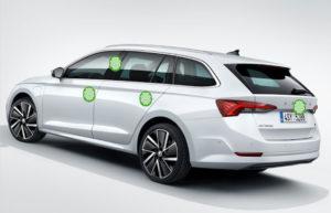 Škoda savjetuje kako dezinficirati eksterijer i interijer automobila?