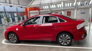 Snimljen novi Audi A3 sedan