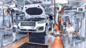 Audi: Virtuelni obilazak fabrike u Inglostadt-u
