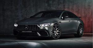"Ovo je Mercedes-AMG GT 63 S ""Cummander"" sa 810 KS"