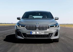 Osvježen BMW serije 6 Gran Turismo