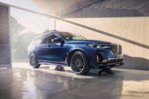 BMW Alpina XB7. Novi SUV pridružuje se igri prijestolja