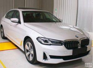 Snimljen i obnovljeni BMW Serije 5 sa dužim međuosovinskim rastojanjem