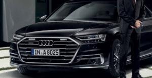 Audi predstavio oklopljeni A8