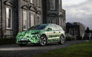 Škoda Enyaq –  prva Škoda poslije tri decenije koja će imati pogon na zadnje točkove