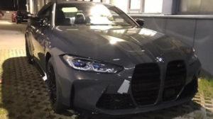 BMW M4 2021: nova špijunska slika otkriva konačni izgled