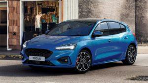Novi Ford Focus EcoBoost Hybrid zvanično predstavljen
