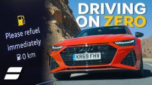Koliko Audi RS7 sa 600 KS može voziti na rezervi?