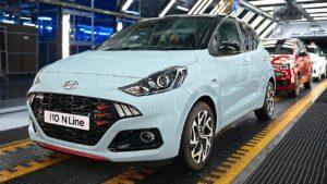 Sportski Hyundai i10 N Line stiže iz Izmira