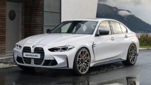 Ovako će izgledati novi BMW M3 sa masivnim bubrezima