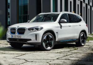Električni BMW iX3 zvanično predstavljen