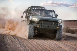 Ovo je novo vozilo američke vojske. Ima iznenađujuće mnogo zajedničkog s popularnim pikapom