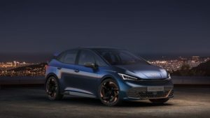 Cupra el-Born je prvo električno vozilo ove marke. Ima agresivan dizajn i odličan sprint do … 50 km / h