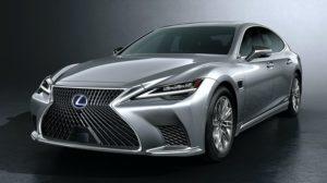 Osvježeni Lexus LS konačno ide ukorak s konkurencijom