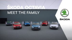 Potpuno nova ŠKODA OCTAVIA: Predstavljanje cijele familije