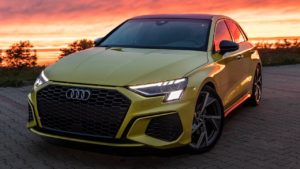 Video: 2021 Audi A3 Sportback 35 TFSI