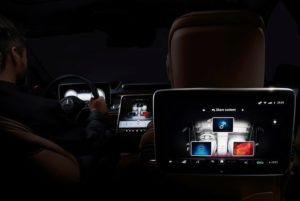 Mercedes predstavio MBUX multimedijski sistem u S-klasi