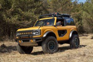 Ford zvanično predstavio novi Bronco u verzijama Bronco 2-Door, Bronco 4-Door i Bronco Sport