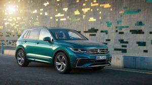 Volkswagen Tiguan nakon facelifta. Novi izgled, hibridi i R verzija
