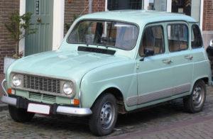 Legendarni Renault 4 počeo se proizvoditi 1961