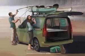 Volkswagen Caddy Beach dolazi u septembru