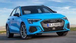 Novi Audi A3 40 TFSI e Plug-In Hibrid (PHEV) u elektro modu može da prijeđe do 67 km