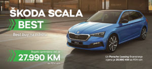 "SCALA BEST SA ""BEST BUY"" CIJENOM"