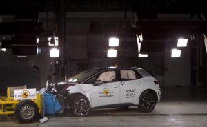 5 zvjezdica za Volkswagen ID.3 na Euro NCAP crash testu