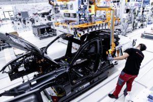 Audi najavljuje ulazak u proizvodnju novog e-tron GT-a