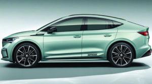 Škoda Enyaq iV Coupe stiže sljedeće godine