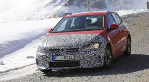 Nova Škoda Fabia – špijunske slike
