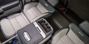 Nova Fordova Max Recline sjedala vam omogućavaju da kvalitetno odmorite tokom pauze