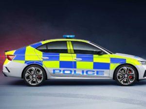 Nova Škoda Octavia RS u britanskoj policijskoj floti