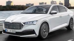 Nova Škoda Superb stiže 2023.