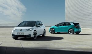 Volkswagen ID.3 je u oktobru bio najprodavaniji električni automobil u Evropi