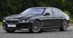 Hoće li ovako izgledati novi BMW serija 7?