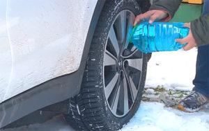 Zimski kvarovi kočionog sistema! Šta učiniti u slučaju kad se zamrzne ručna kočnica?