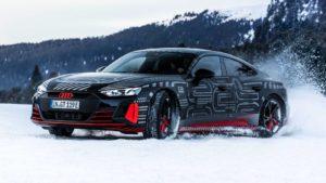 Audi e-tron GT premijerno nastupa 9. februara