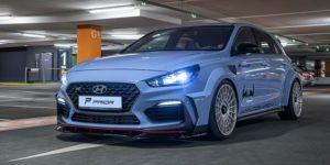 Hyundai i30 N nakon tretmana Prior Designa izgleda poput rally automobila
