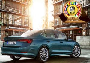 """Škoda Octavia nominovana za nagradu """"Automobil godine 2021"""""""