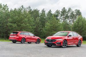 Među deset najtraženijih modela na češkom tržištu čak sedam Škoda