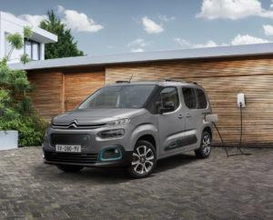 Citroën e-Berlingo se pridružuje svojoj električnoj porodici