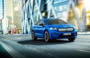 Škoda Enyaq iV predstavljena u sportskoj verziji Sportline