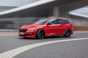 Škoda u saradnji sa ABT pripremila posebno izdanje modela Scala sa 190 KS