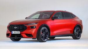 Već znamo kako će izgledati novi Ford Mondeo. Da, bit će to SUV