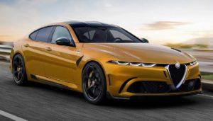 Hoće li Alfa Romeo biti konkurent BMW-u serije 5? Ima smisla