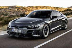 Predstavljeni Audi e-tron GT i e-tron GT RS. Nova perjanica iz Ingolstadta