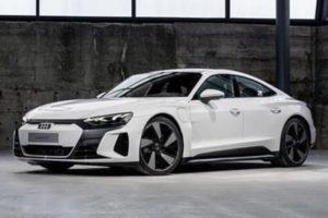 Nekoliko dana prije svjetske premijere procurile slike novog Audi e-tron GT