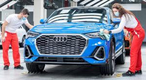 Audi fabrika u Mađarskoj ponovo radi u tri smjene